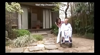 Sweet Asian Honey Carer Gives Sex To Patients - https://massiveav.today