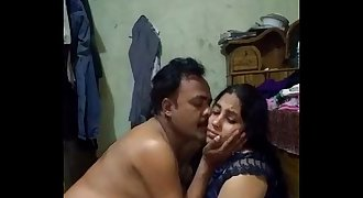 Bangladeshi Busty Selena aunty fucks her driver when her husband is in office 1