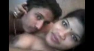 Indian Young Brotherinlaw Sucking His Sisterinlaw Boobs With - Hindi Audio - Wowmoyback